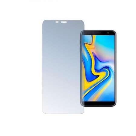 Folie protectie transparenta Case friendly 4smarts Second Glass Limited Cover Samsung Galaxy J6 Plus (2018) / J4 Plus (2018)