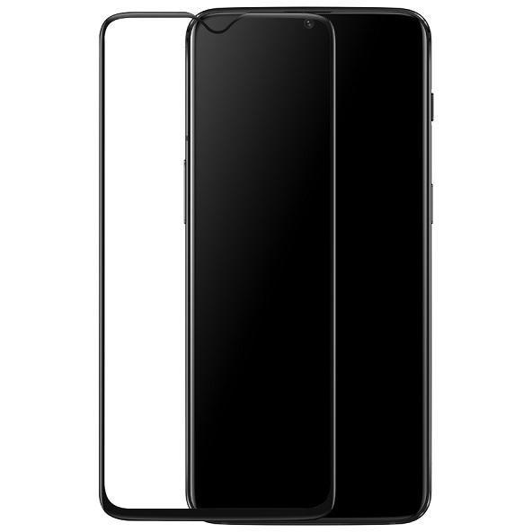 Folie sticla Case Friendly GLAS.tR Full Cover OnePlus 6T Black