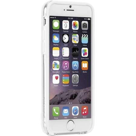 Husa bumper Case Mate Tough Frame iPhone 6/6S Clear White