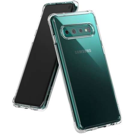 Husa Ringke Fusion Samsung Galaxy S10 Plus Crystal View