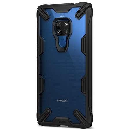 Husa Ringke Fusion X Huawei Mate 20 Black