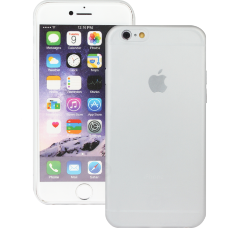 Husa Ultraslim Redneck Svelto 0.35mm iPhone 6/6S Plus Clear