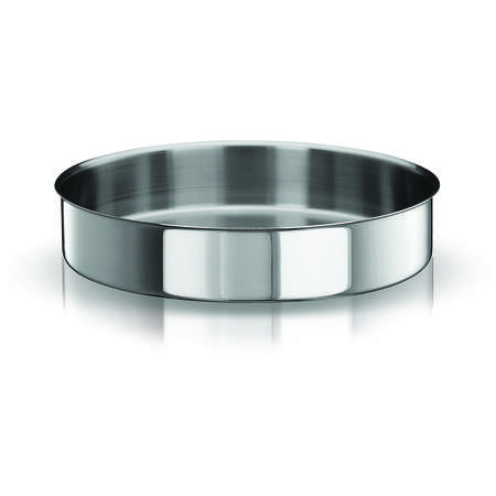 Tava rotunda Pyramis Inox 30 cm