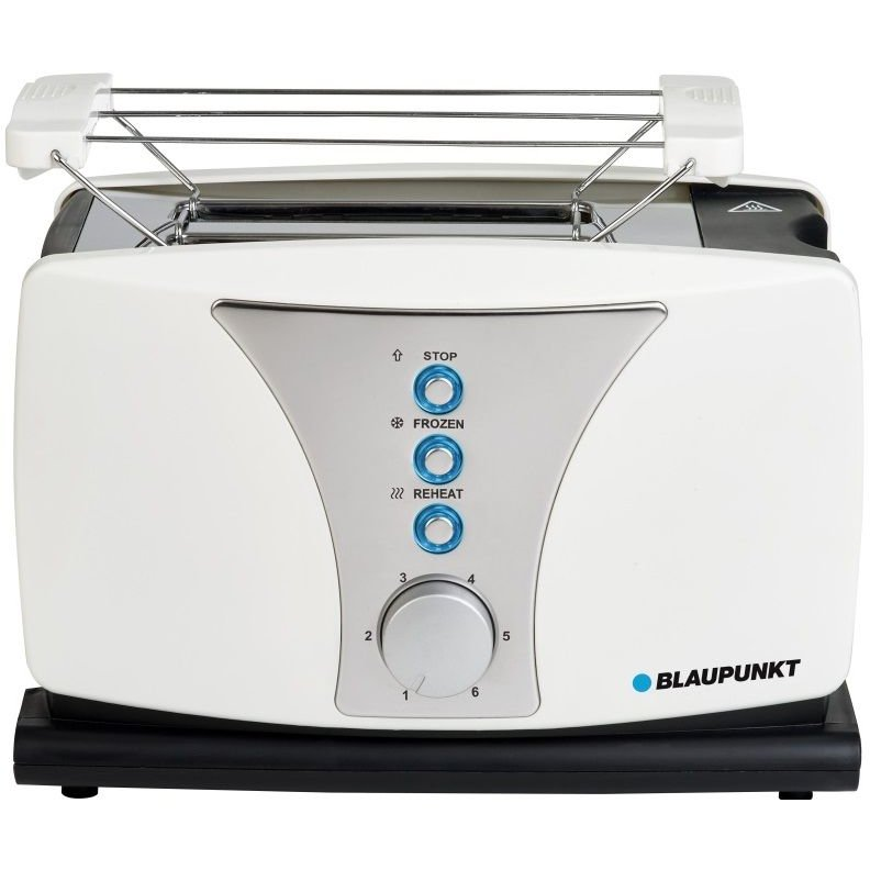 Prajitor de paine TSP601 2 felii 800W Alb