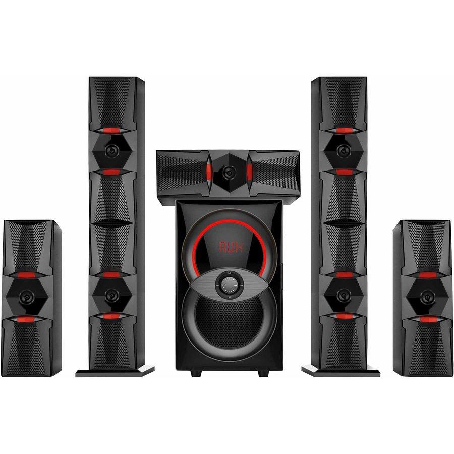 Sistem Boxe Multimedia 5.1 SS050A-6212H Bluetooth 135W Negru