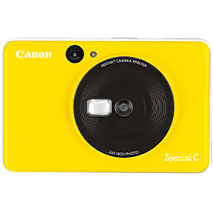 Aparat Foto Instant ZoeMini C Instant Camera Bumblebee Yellow thumbnail