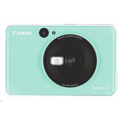 Aparat Foto Instant ZoeMini C Instant Camera Mint Green thumbnail