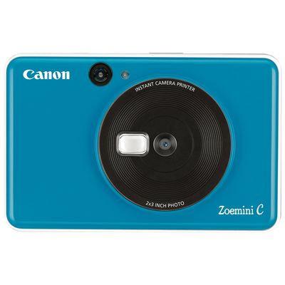 Aparat Foto Instant ZoeMini C Instant Camera Seaside Blue thumbnail