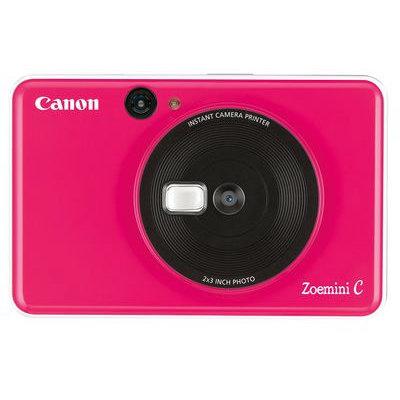 Aparat Foto Instant ZoeMini C Instant Camera Bubblegum Pink thumbnail