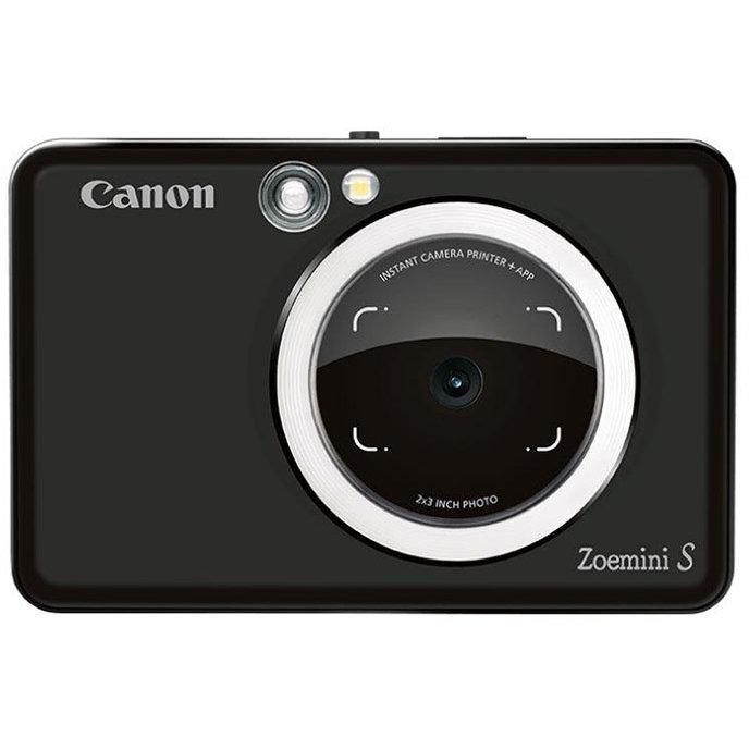 Aparat Foto Instant ZoeMini S Instant Camera Black thumbnail