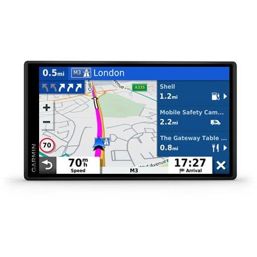 GPS DriveSmart 55 5.5 inch Black thumbnail