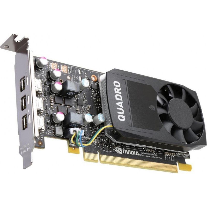 Placa video nVidia Quadro P400 DVI 2GB GDDR5 64 bit thumbnail