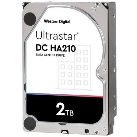Hard disk Western Digital Ultrastar DC HDD Server 7K2 2TB SATA-III 7200 RPM 128MB