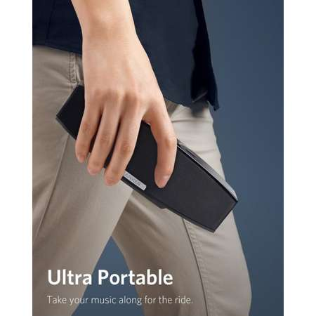 Boxa portabila Anker Premium Stereo Bluetooth Speaker Home Black