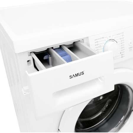 Masina de spalat rufe Samus WSL-712A++ 1200 RPM 7 Kg Alb