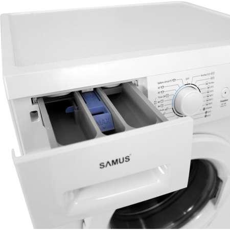 Masina de spalat rufe Samus WSL-581A+ 800 RPM 5 kg Alb