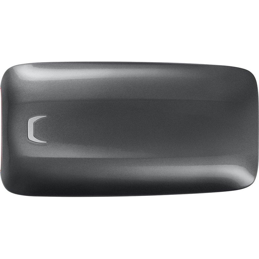 SSD Extern X5 series 2TB Thunderbolt 3 Black