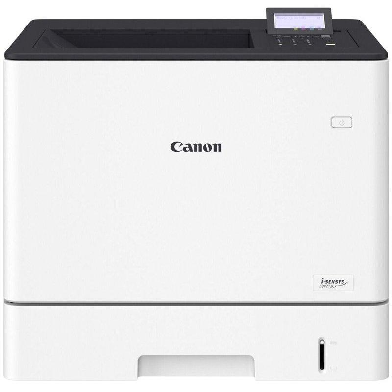 Imprimanta laser color i-Sensys LBP712Cx A4 Duplex Retea White thumbnail