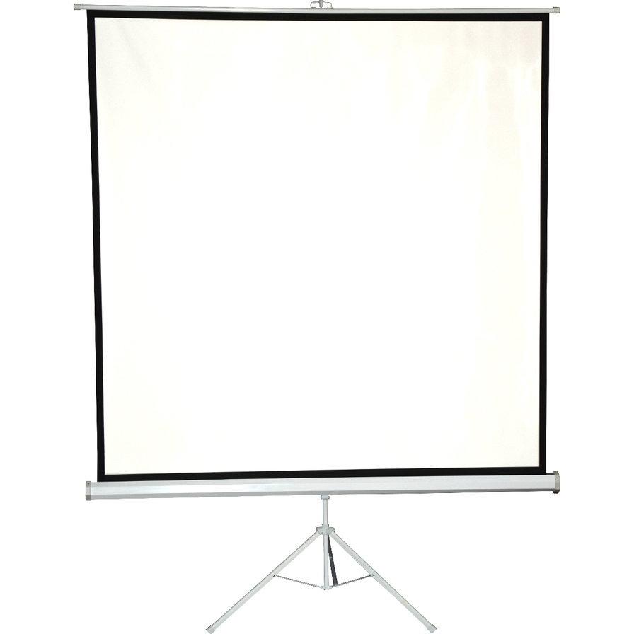 Ecran de proiectie Tripod 113 inch 203.2 x 203.2cm