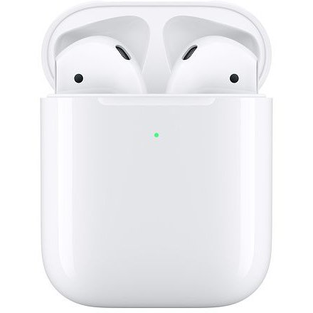 Casca de Telefon AirPods cu carcasa cu incarcare wireless Gen 2 thumbnail