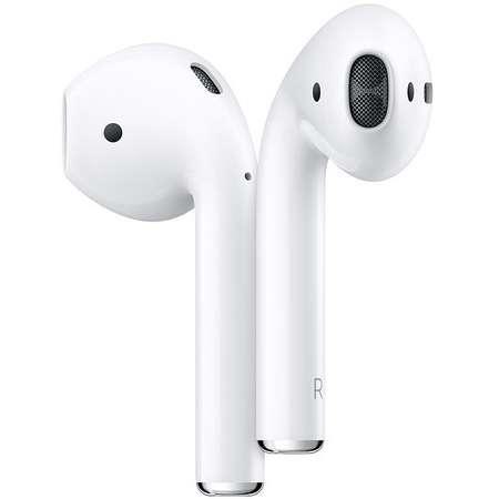 Casca de Telefon Apple AirPods cu carcasa cu incarcare wireless Gen 2