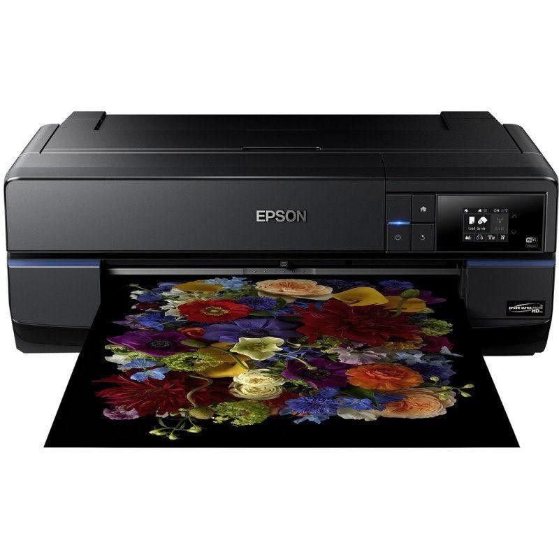 Imprimanta inkjet Surecolor P800 A2 Color Retea WiFi thumbnail