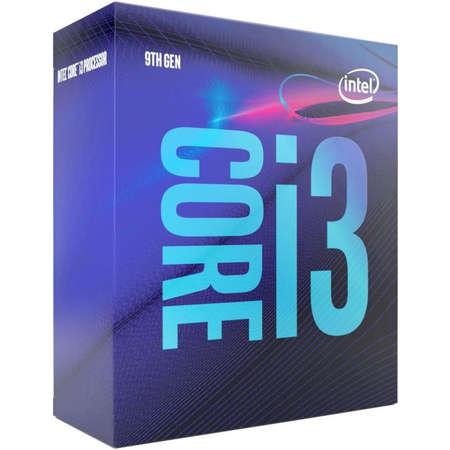 Procesor Intel Core i3-9100 Quad Core 3.6 GHz Socket 1151 BOX