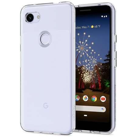 Carcasa Spigen Liquid Crystal Google Pixel 3a Crystal Clear