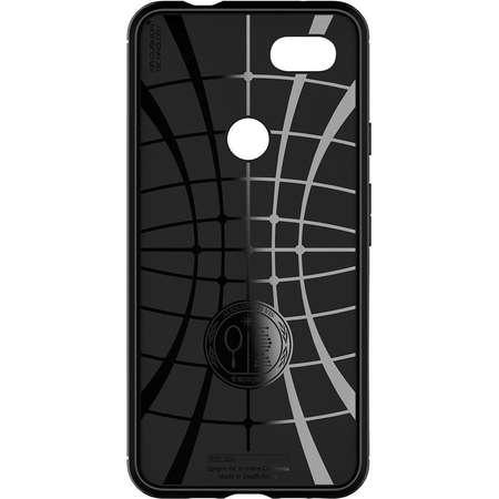 Carcasa Spigen Rugged Armor Google Pixel 3a XL Matte Black