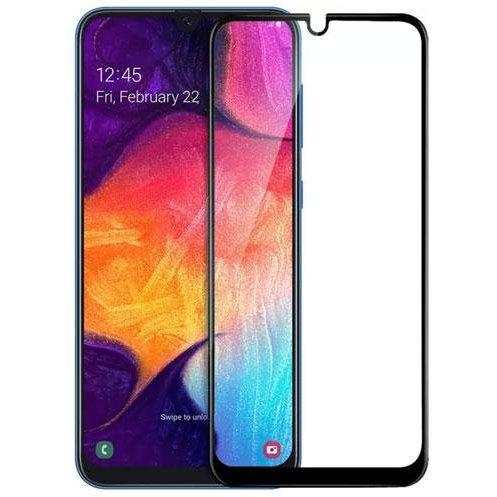 Folie sticla Case friendly Glass FC Samsung Galaxy A50 (2019) Black