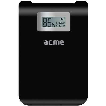 Acumulator extern ACME PB04B 10000mAh Black