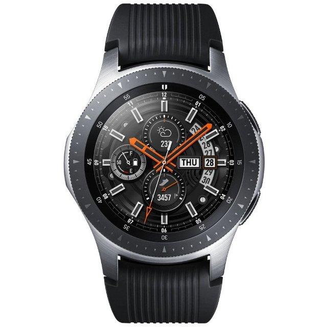 Smartwatch Galaxy Watch R800 46mm BT NFC HR Silver thumbnail