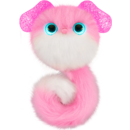 Jucarie Interactiva Skyrocket Toys Pomsies S3 Puppy Bubblegum
