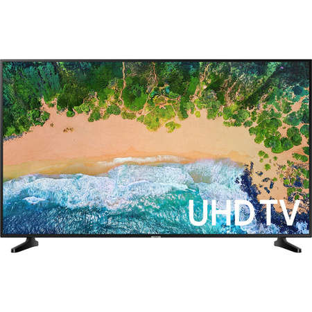 Televizor Samsung LED Smart TV UE40NU7182UXXH 102cm Ultra HD 4K Black