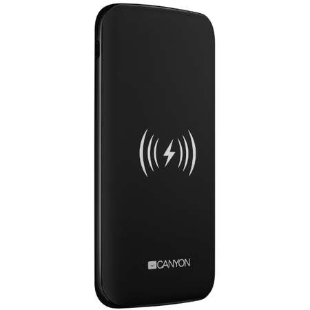 Acumulator extern Canyon CNS-TPBW8B 8000 mAh, Black