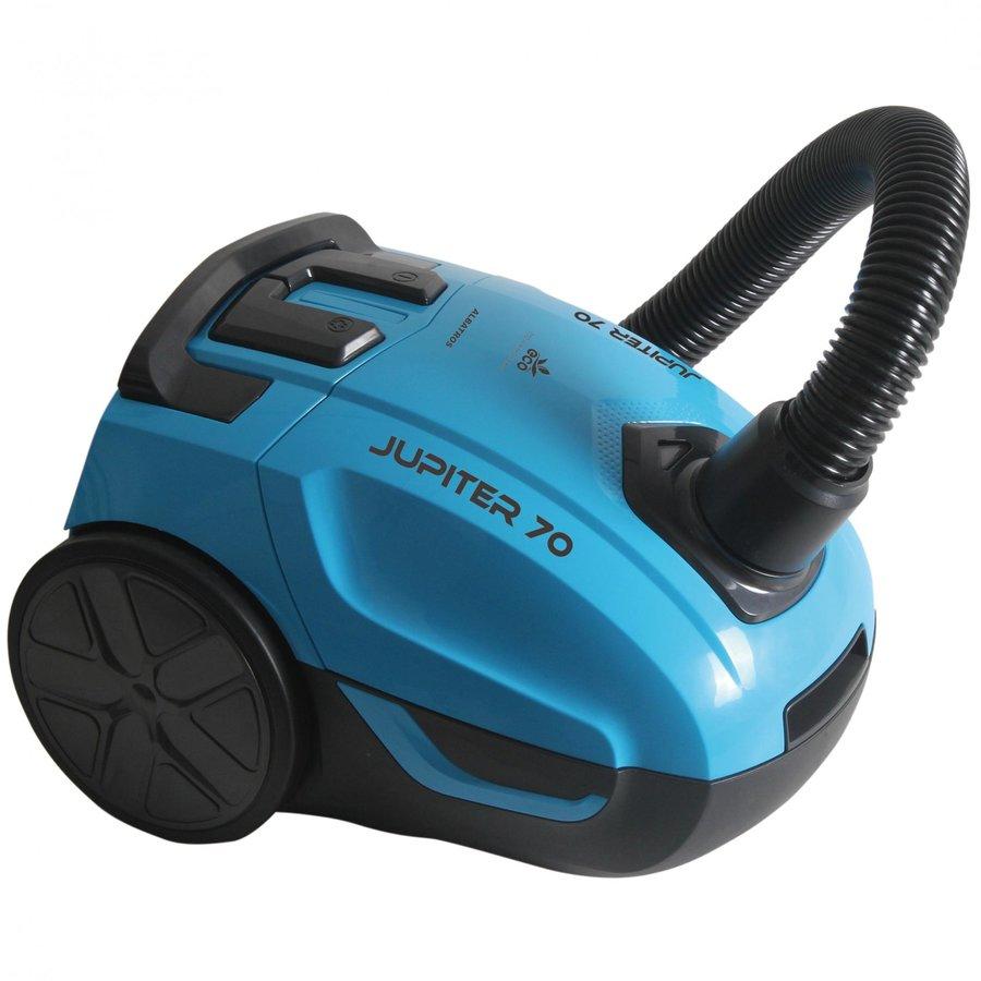 Aspirator cu sac Jupiter 70 Eco 700W 170W 2 litri Bleu