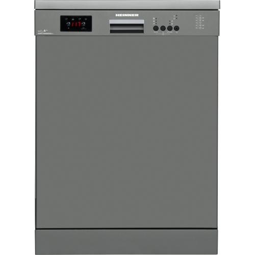 Masina de spalat vase HDW-FS6006DGA++ 12 seturi 6 programe Clasa A++ Gri thumbnail
