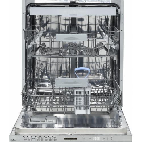 Masina de spalat vase HDW-BI6083TA++ 15 seturi 8 programe Clasa A++ Argintiu thumbnail