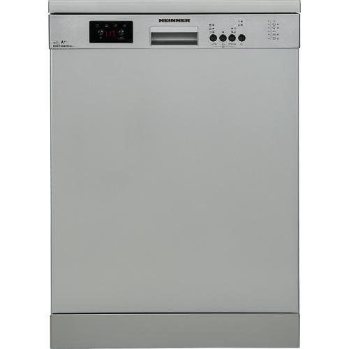 Masina de spalat vase HDW-FS6006DSA++ 12 seturi 6 programe Clasa A++ Argintiu inchis thumbnail