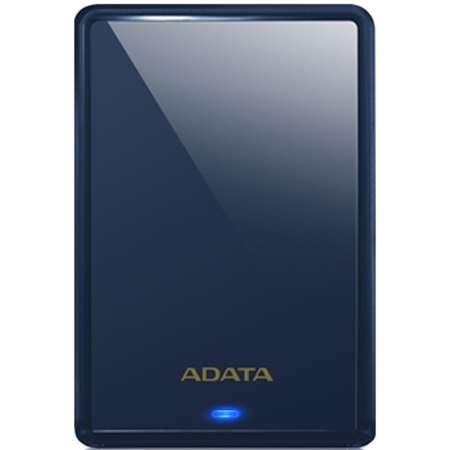 Hard disk extern ADATA HV620S Slim 1TB 2.5 inch USB 3.1 Blue