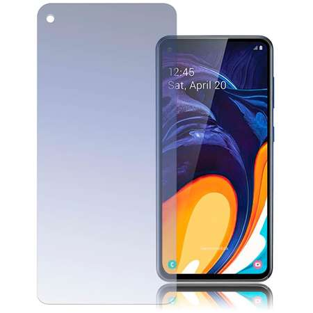 Folie protectie transparenta Case friendly 4smarts Second Glass Limited Cover Samsung Galaxy A60