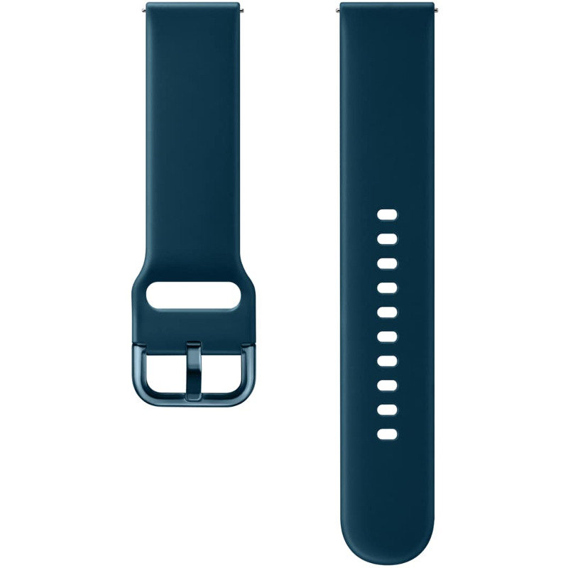 Curea smartwatch Galaxy Watch Active Sport Band Green thumbnail