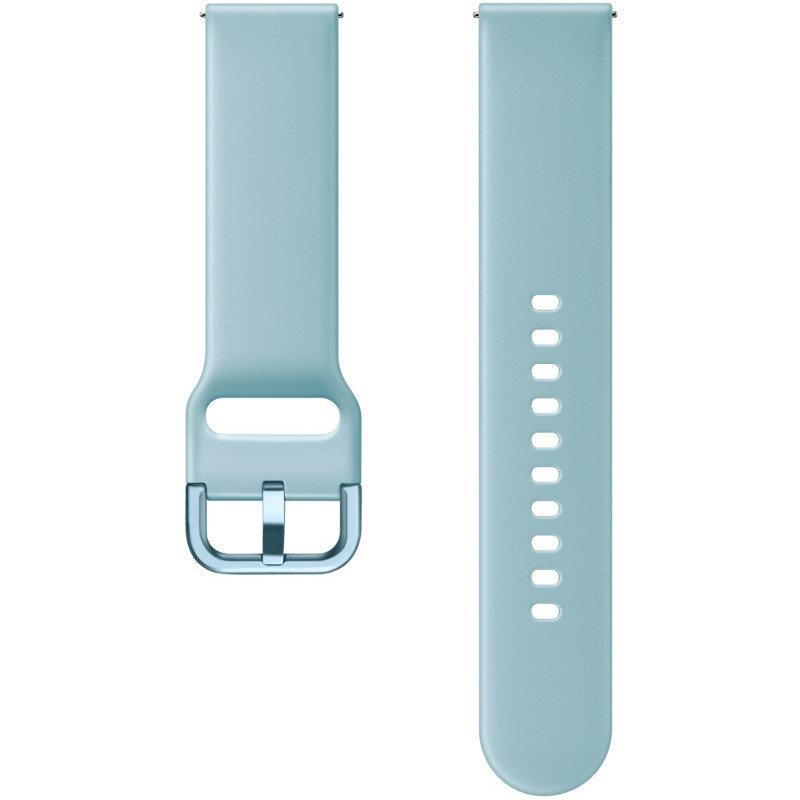 Curea smartwatch Galaxy Watch Active Sport Band Light Blue thumbnail
