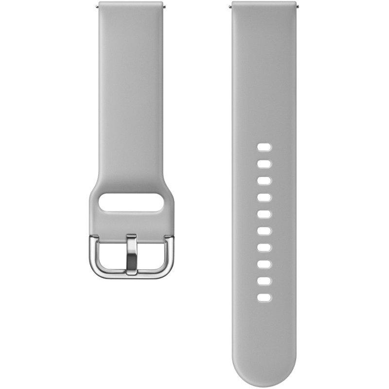 Curea smartwatch Galaxy Watch Active Sport Band Light Gray thumbnail