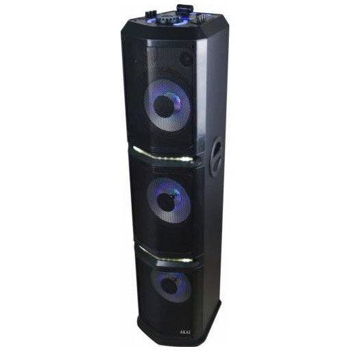 Sistem DJ-4308A Portabil Black thumbnail