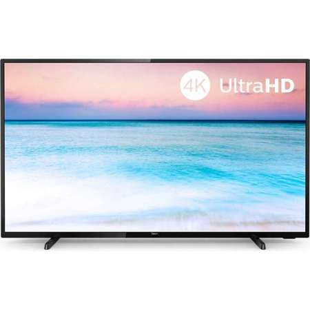 Televizor Philips LED Smart TV 58PUS6504/12 146cm Ultra HD 4K Black