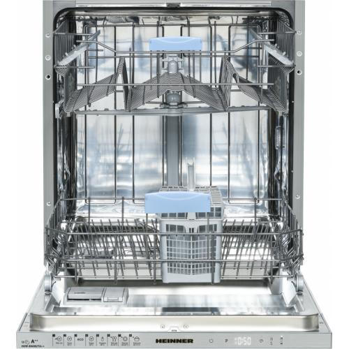 Masina de spalat vase incorporabila HDW-BI6082TA++ 8 programe 12 seturi Clasa A++ Gri thumbnail