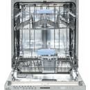 Masina de spalat vase incorporabila Heinner HDW-BI6082TA++ 8 programe 12 seturi Clasa A++ Gri