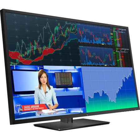 Monitor HP PSG Z43 42.5 inch 8ms Black