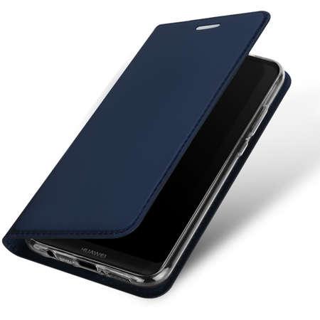 Toc Generic DuxDucis Skin Huawei Y5/2019 Albastru